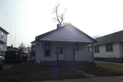 Council Bluffs Single Family Home For Sale: 1009 6th Avenue