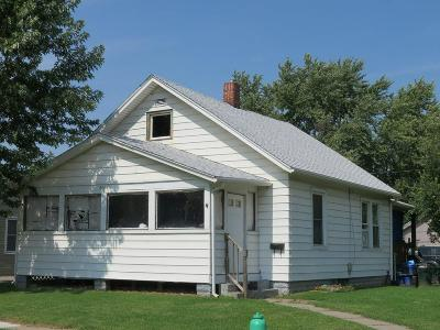 Council Bluffs Single Family Home For Sale: 1900 Avenue C