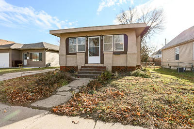 Council Bluffs Single Family Home For Sale: 2543 Avenue C