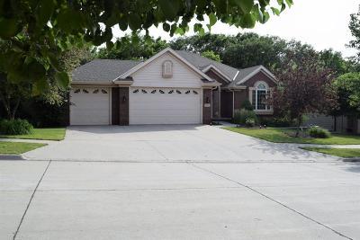 Council Bluffs Single Family Home For Sale: 2511 Eagle Ridge Drive