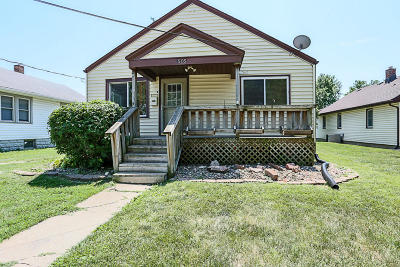 Council Bluffs Single Family Home For Sale: 505 26th Avenue