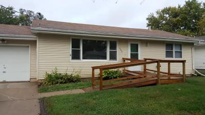 Glenwood Single Family Home For Sale: 506 N Grove Street