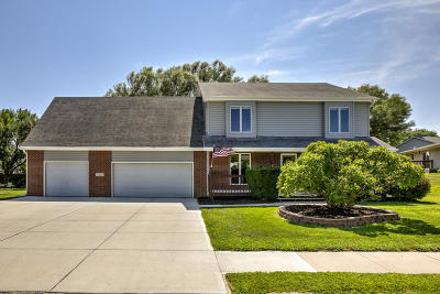 Underwood Single Family Home For Sale: 124 Sunset Drive