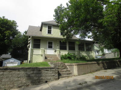 Council Bluffs Single Family Home For Sale: 338 Fuller Avenue