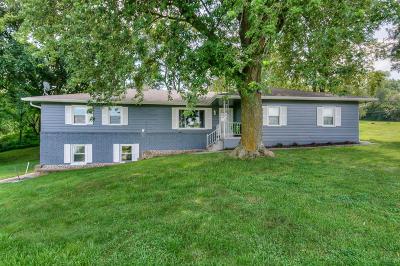 Council Bluffs Single Family Home For Sale: 25827 McPherson Avenue