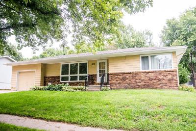 Glenwood Single Family Home For Sale: 809 Timber Lane