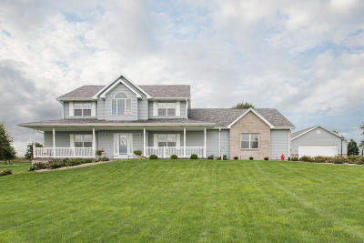 Council Bluffs Single Family Home For Sale: 24465 Richfield Loop
