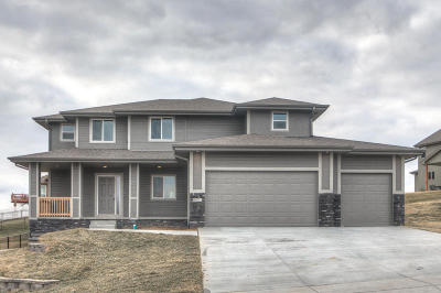 Council Bluffs Single Family Home For Sale: Lot 55 Whispering