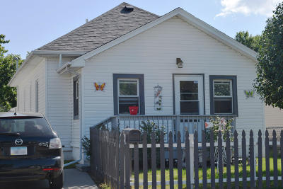 Council Bluffs Single Family Home For Sale: 1725 6th Avenue