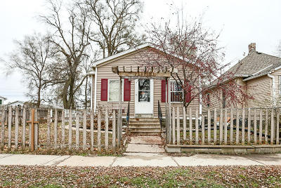 Council Bluffs Single Family Home For Sale: 1127 4th Avenue