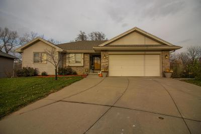 Council Bluffs Single Family Home For Sale: 206 Happy Hollow Circle