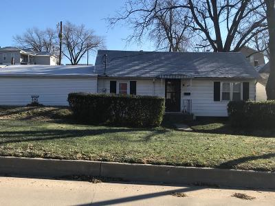 Missouri Valley Single Family Home For Sale: 408 N 6th Street