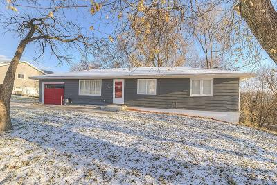 Council Bluffs Single Family Home For Sale: 1724 Jennings Avenue