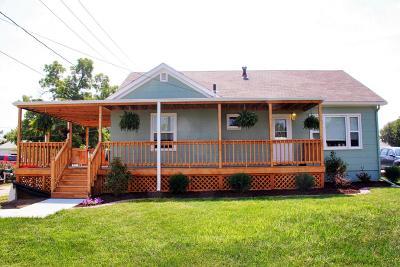 Glenwood Single Family Home For Sale: 507 Tyson Street