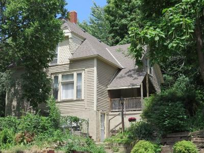 Council Bluffs Single Family Home For Sale: 353 Frank