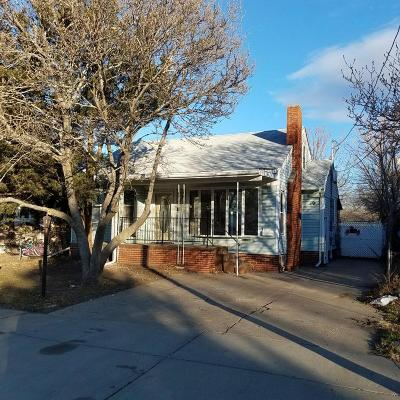 Council Bluffs Single Family Home For Sale: 3560 Avenue B