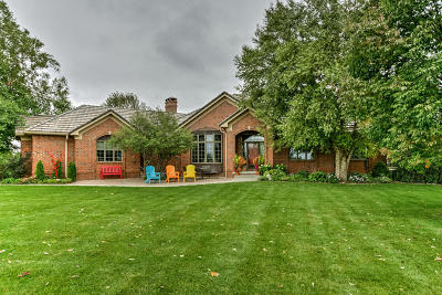 Council Bluffs Single Family Home For Sale: 1110 State Orchard Road