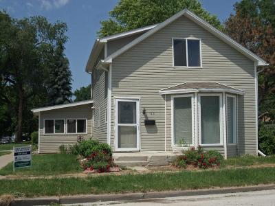 Missouri Valley Single Family Home For Sale: 123 W Superior Street