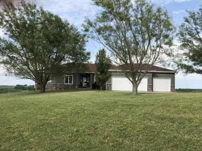 Underwood Single Family Home Pending Contingency: 24663 230th Street