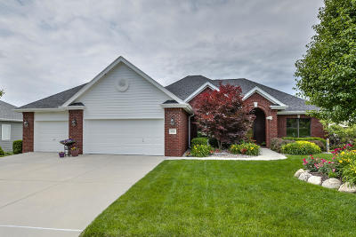 Council Bluffs Single Family Home For Sale: 2310 Delmar Ridge Lane