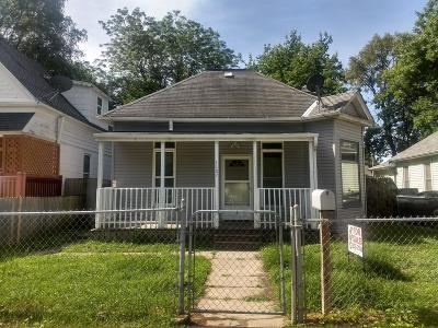 Council Bluffs Single Family Home For Sale: 1107 7th Avenue Avenue