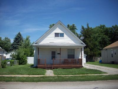 Council Bluffs Single Family Home For Sale: 3324 Ave. A