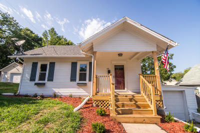 Single Family Home For Sale: 606 1st Street