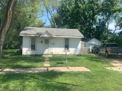 Glenwood Single Family Home For Sale: 406 Nuckolls Street