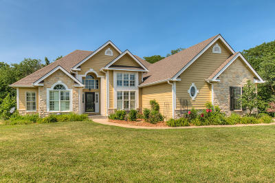 Glenwood Single Family Home For Sale: 54958 228th Lane