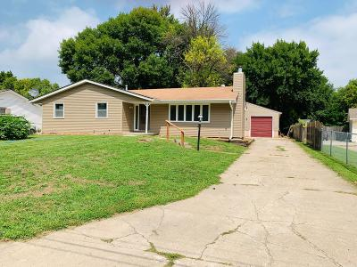 Council Bluffs Single Family Home For Sale: 2634 Ave J