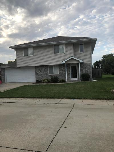 Underwood Single Family Home For Sale: 604 Eagle Circle