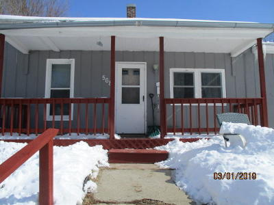 Missouri Valley Single Family Home For Sale: 568 N 3rd Street