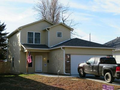 Council Bluffs Single Family Home For Sale: 2223 Ave F