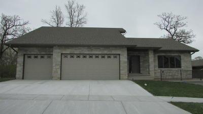 Council Bluffs Single Family Home For Sale: 311 Oak Ridge View Circle