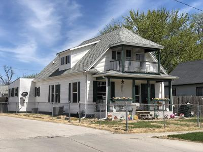 Council Bluffs Single Family Home Pending Contingency: 3124 Avenue B