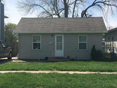 Council Bluffs Single Family Home For Sale: 1727 Avenue F