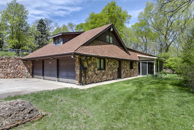 Council Bluffs Single Family Home For Sale: 134 Gould Avenue
