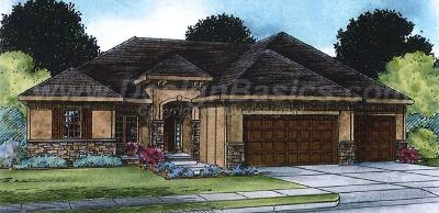 Underwood Single Family Home For Sale: Lot 29 Sherwood Country Estates