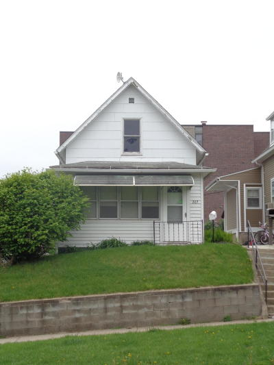 Missouri Valley Single Family Home For Sale: 207 N 6th Street Street