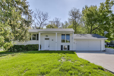 Council Bluffs Single Family Home Pending Contingency: 2435 N Broadway