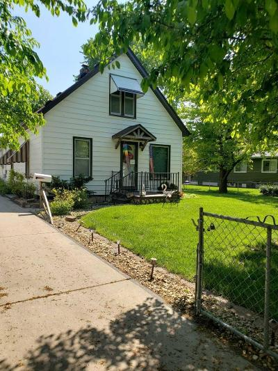 Council Bluffs Single Family Home For Sale: 2445 Avenue H