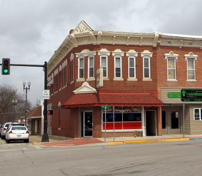 Independence Commercial For Sale: 300 1st St. East