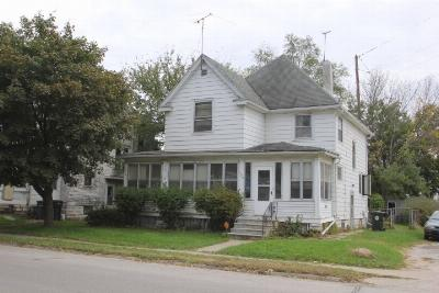 Single Family Home Sold: 549 Conger