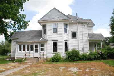 Fayette Single Family Home For Sale: 514 S Main Street