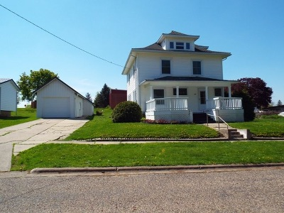 Single Family Home Sale Pending: 105 E Adams