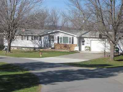 Single Family Home For Sale: 208 Scenic
