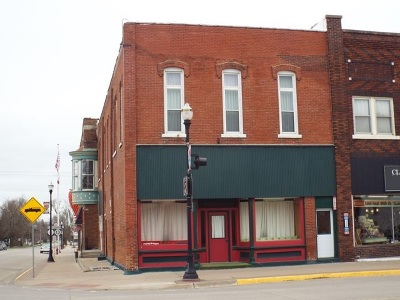 Strawberry Point IA Commercial For Sale: $89,000