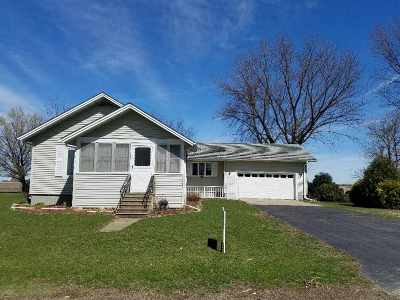 Single Family Home For Sale: 24748 Maple St.