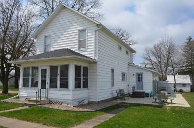 Fairbank Single Family Home For Sale: 108 2nd St S