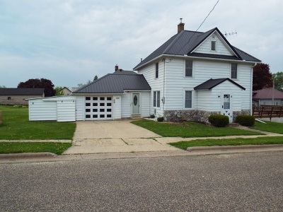 Single Family Home Sold: 202 S Ross